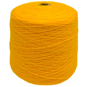 Knit & Sew MARRINER YARNS 4PLY 500G CONE SUNFLOWER
