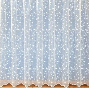 Curtains JASMINE LACE CURTAIN