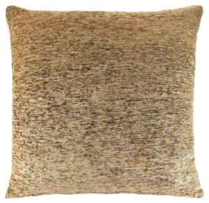 Cushions PLAIN CHENILLE CUSHION COVER BEIGE