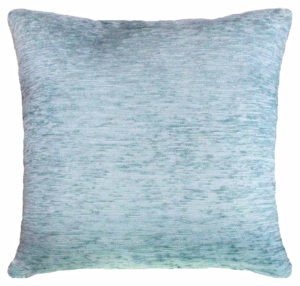 Cushion Covers PLAIN CHENILLE CUSHION COVER BLUE