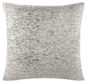 Cushion Covers PLAIN CHENILLE CUSHION COVER SILVER