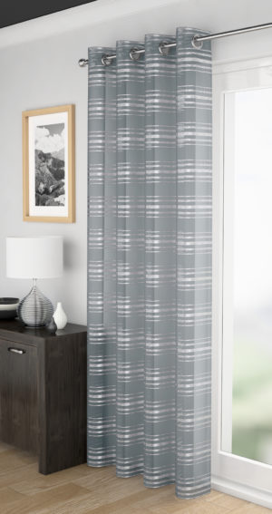 Curtains LEON VOILE SILVER