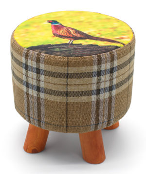 Footstools ANIMAL FOOT STOOL PHEASANT