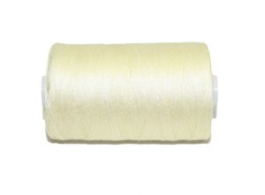 Knit & Sew POLY THREAD REEL 120 CREAM 1-Size