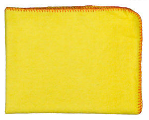 Kitchen & Dining SINGLE YELLOW DUSTER