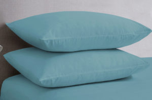 Bedding SHAWSDIRECT POLYCOTTON PILLOWCASES TEAL