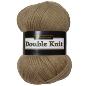 Knit & Sew MARRINER YARNS DOUBLE KNIT 100G LATTE