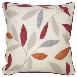 Cushion Covers BEECHWOOD CUSHION COVER RED