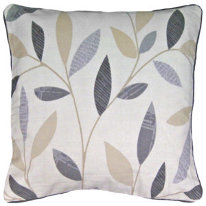 Cushion Covers BEECHWOOD CUSHION COVER CHARCOAL