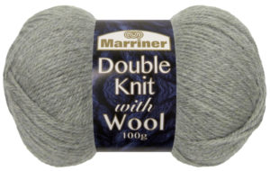 Knit & Sew MARRINER YARNS DK WITH WOOL SILVER