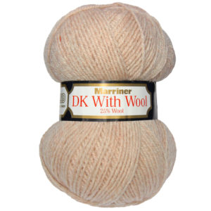 Knit & Sew MARRINER YARNS DK WITH WOOL BISCUIT
