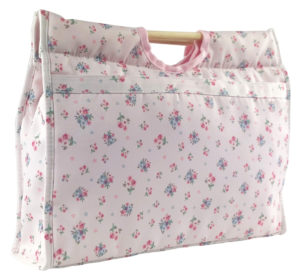 Knit & Sew SHAWSDIRECT CRAFT BAG CHERRY BLOSSOM