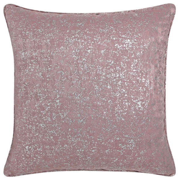 Blush and Grey HALO CUSHION COVER PINK