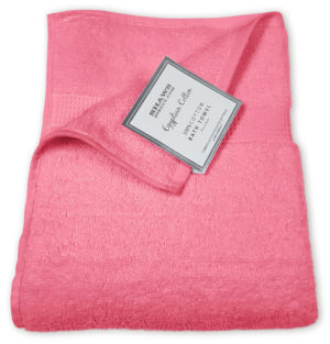 Bathroom PLAIN EGYPTIAN TOWELS PINK
