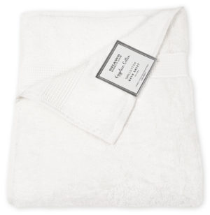 Bathroom PLAIN EGYPTIAN TOWELS WHITE