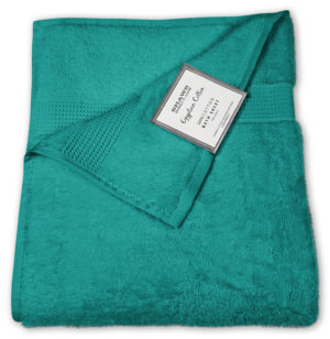 Bathroom PLAIN EGYPTIAN TOWELS JADE