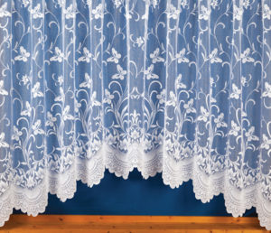 Curtains MEADOW JARDINIERE LACE CURTAIN