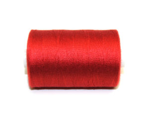 Knit & Sew POLY THREAD REEL RED 1000M