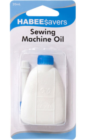 Haberdashery SEWING MACHINE OIL