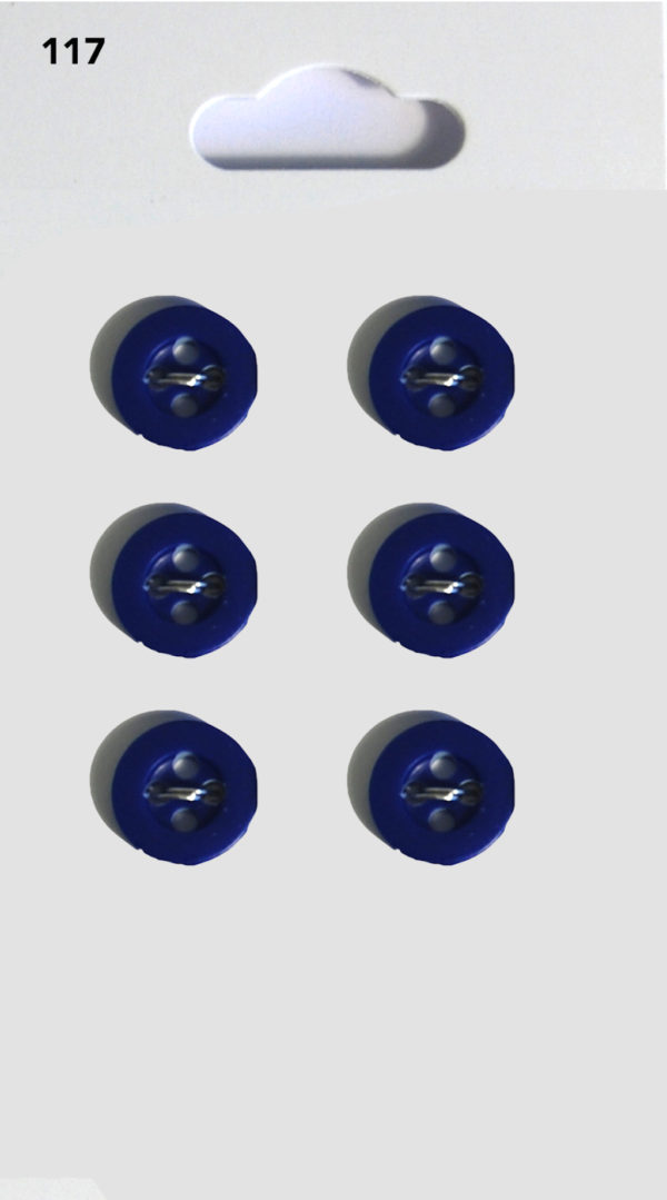 Buttons BOAT BUTTONS – BLUE – 117