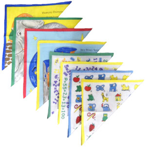 Household KIDS HANDKERCHIEFS