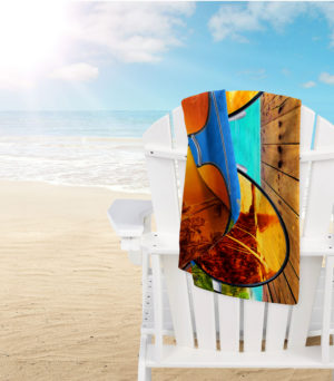Bathroom MICROFIBRE BEACH TOWEL AVIATORS