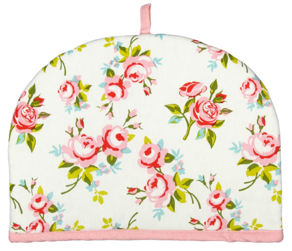 Kitchen & Dining TEA COSY PINK FLORAL
