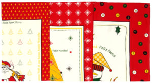 Christmas XMAS 100% COTTON TWILL TEA TOWELS ASSORTED