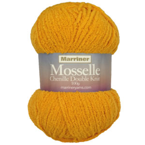 Knit & Sew MOSSELLE CHENILLE GOLD