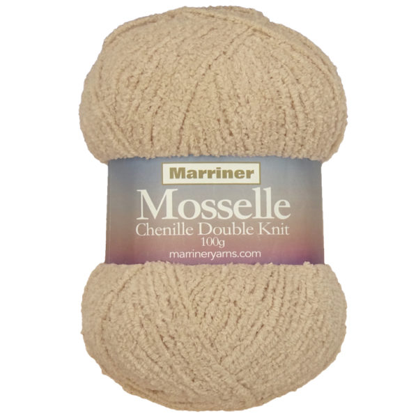 Knit & Sew MOSSELLE CHENILLE SAND