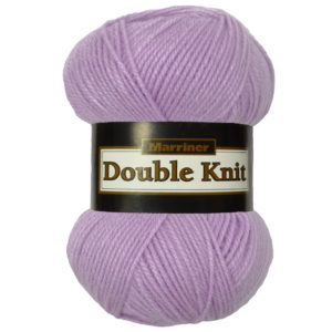 Knit & Sew MARRINER YARNS DOUBLE KNIT 100G LUPIN