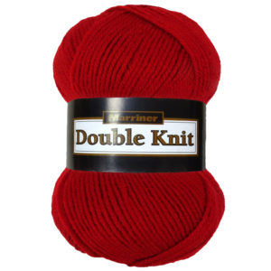 Knit & Sew MARRINER YARNS DOUBLE KNIT 100G POPPY