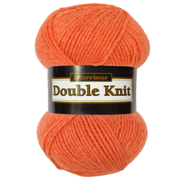Knit & Sew MARRINER YARNS DOUBLE KNIT 100G Begonia