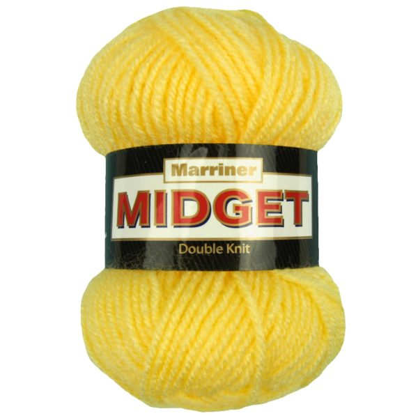 Knit & Sew MARRINER YARNS 25G MIDGET BALL SUNRISE
