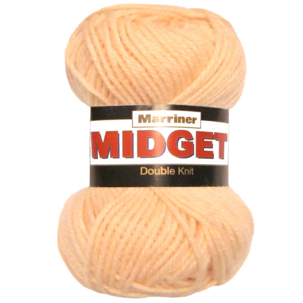 Knit & Sew MARRINER YARNS 25G MIDGET BALL SHELL