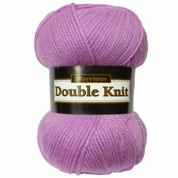 Knit & Sew MARRINER YARNS DOUBLE KNIT 100G VERBENA