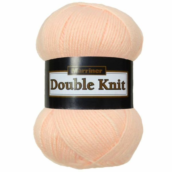 Knit & Sew MARRINER YARNS DOUBLE KNIT 100G SWEET PEA