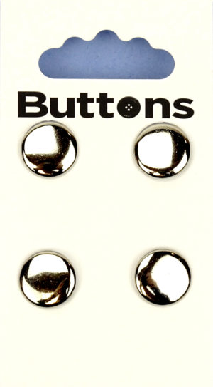 Buttons ROUND BUTTONS – 247 – METAL EFFECT