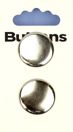 Buttons ROUND BUTTONS – 255 – METAL EFFECT