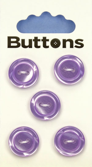 Buttons RIMMED BUTTONS – 345 – PURPLE