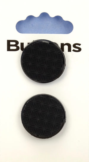 Buttons ROUND BUTTONS – 504 – BLACK