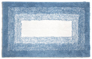 Bathmats NOVA BLUE BATH MAT