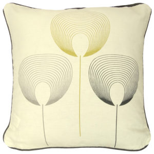 Cushions DELTA NATURAL CUSHION COVER