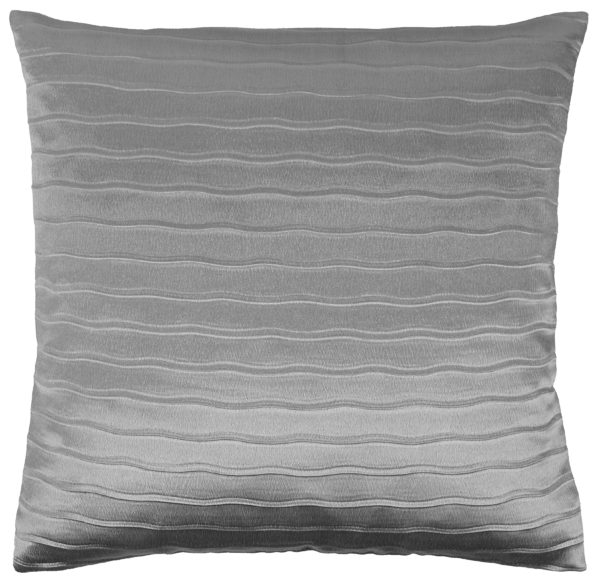 Cushion Covers MADISON SILVER CUSHION COVER