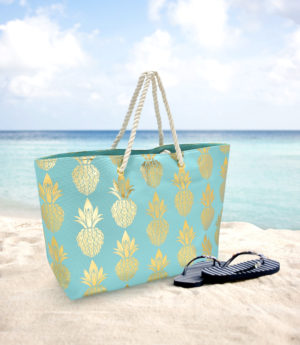 Household PINEAPPLE BEACH BAG – MPT 8