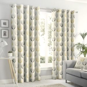 Curtains DELTA NATURAL RING TOP CURTAINS