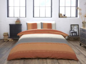 Bedding BETLEY QUILT COVER SET SPICE