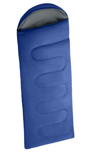 Household SLEEPING BAG ROYAL BLUE