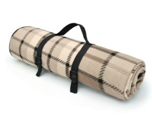 Household PICNIC BLANKET BROWN