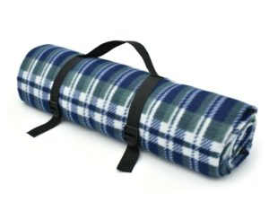 Household PICNIC BLANKET DARK BLUE